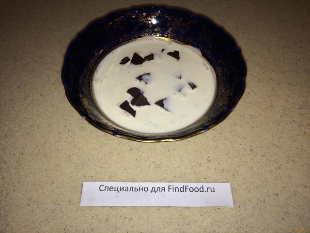 рецепт ганаша для выравнивания торта