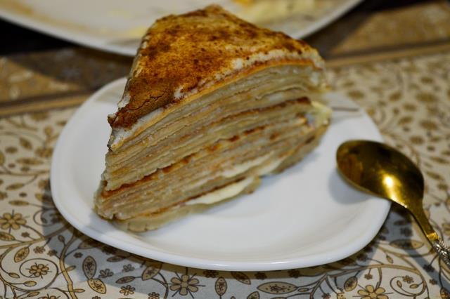 торт из яиц рецепт