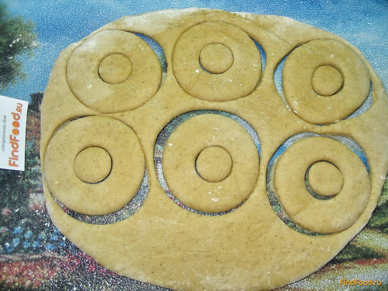 Пончики с мясом рецепт пошагово