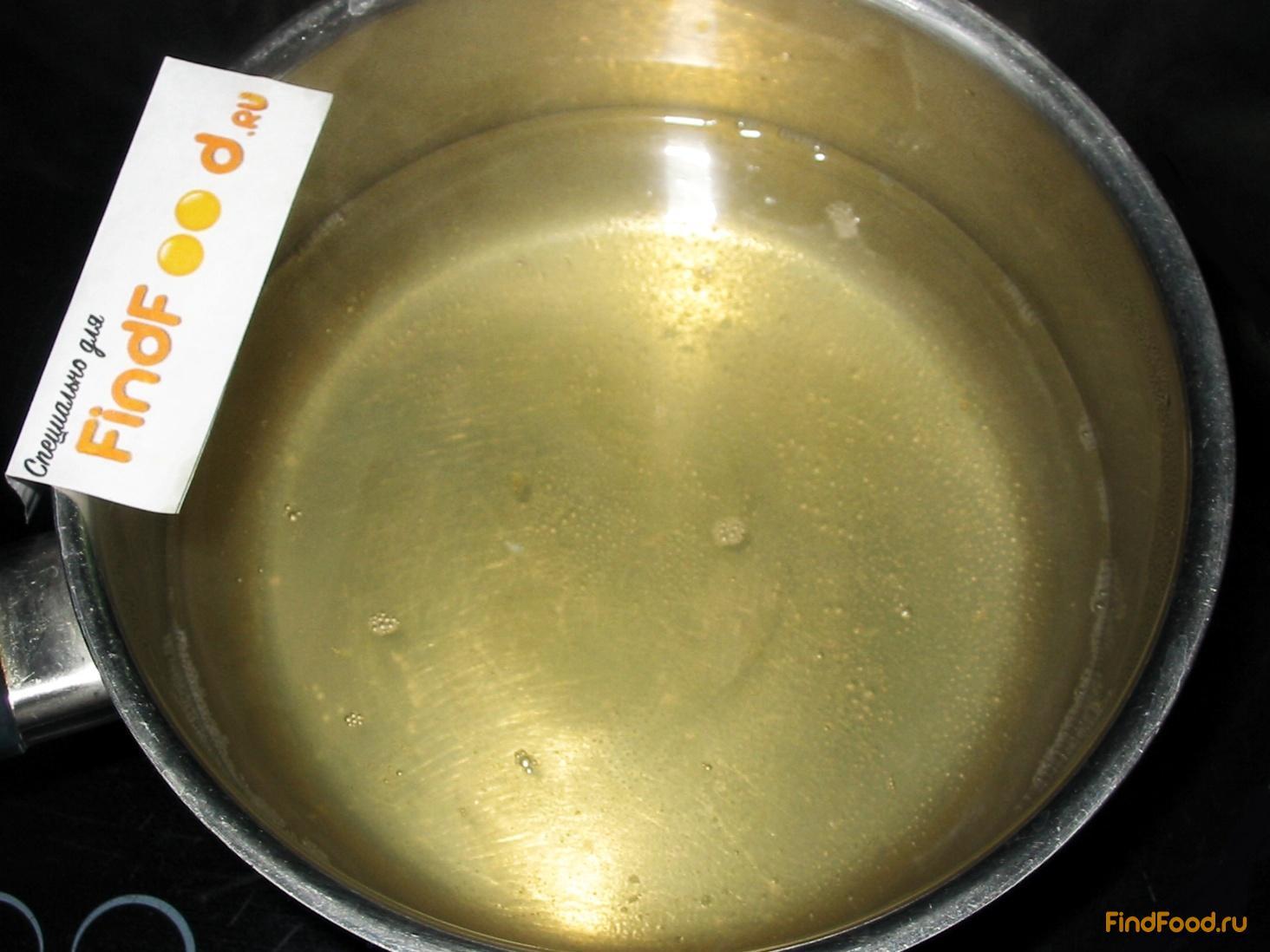 Рецепты с желатином пошагового