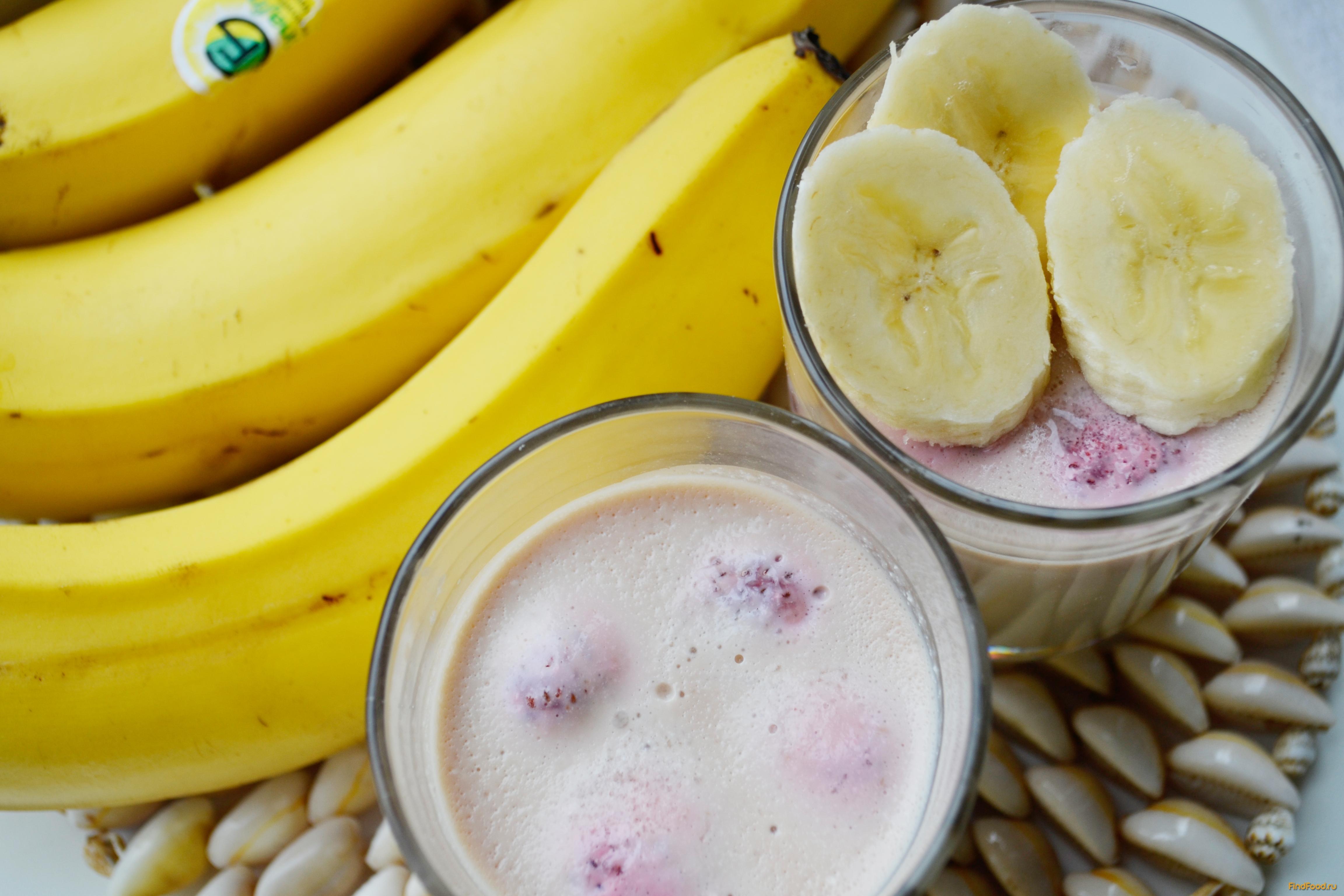 Десерт из банана рецепт