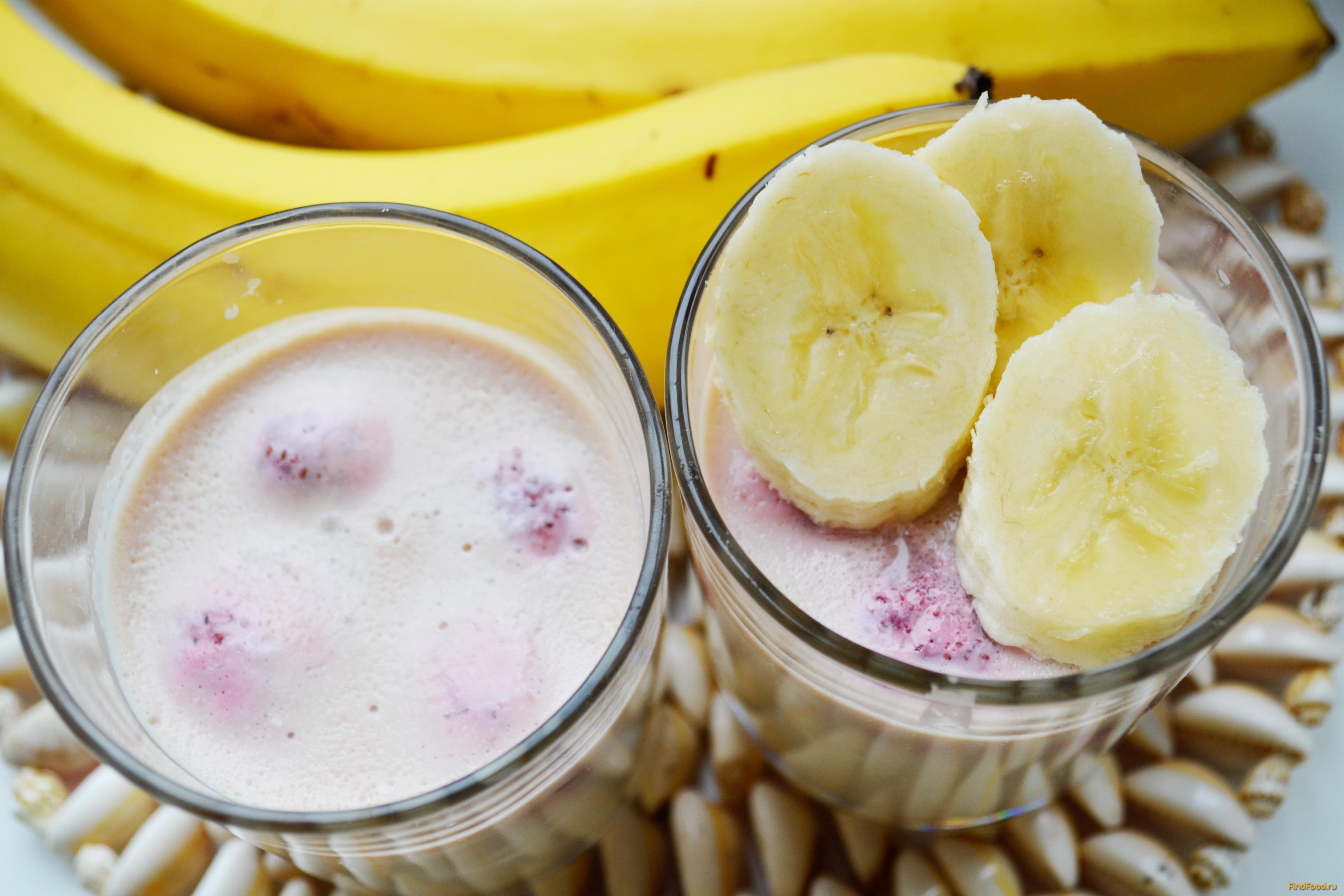 Как сделать творог с бананом 406