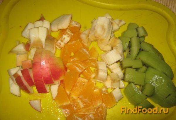 Какой можно сделать салат из яблок