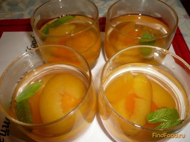 Приготовление фруктового желе рецепт