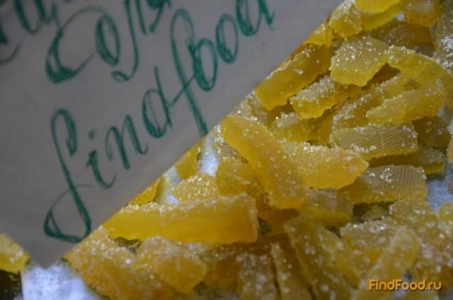 рецепт приготовления цукатов из арбузных корок