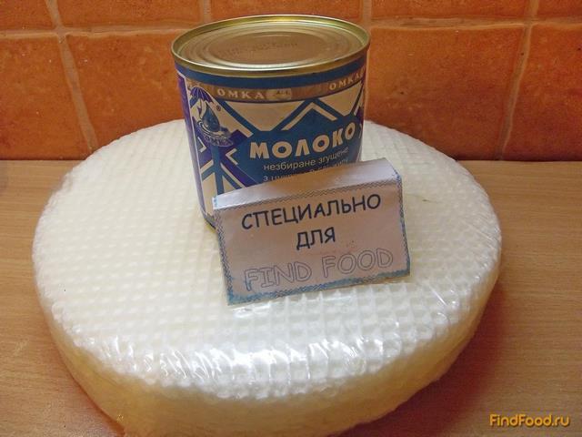 Коржи с вареной сгущенкой рецепт с фото