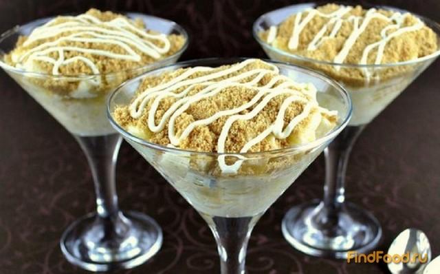 десерты с яблоками рецепты с фото легкие в приготовлении