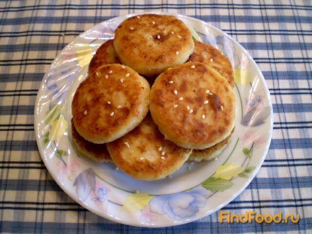 рецепт приготовления жаренных сырников