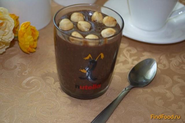 Рецепт Домашняя Нутелла на сгущенном молоке рецепт с фото