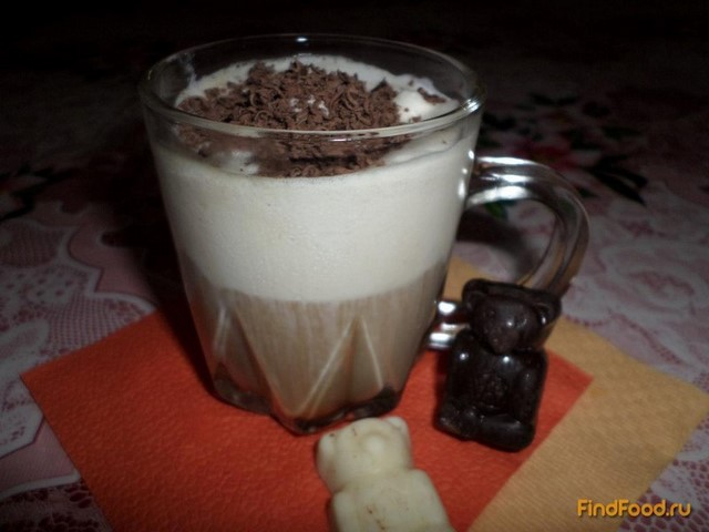 Рецепт Мороженое с кофе рецепт с фото
