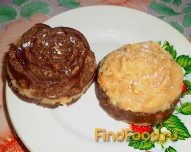 Рецепт Пирожное из печенья без выпечки рецепт с фото