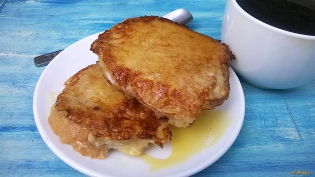 Рецепт Гренки с медом и корицей рецепт с фото