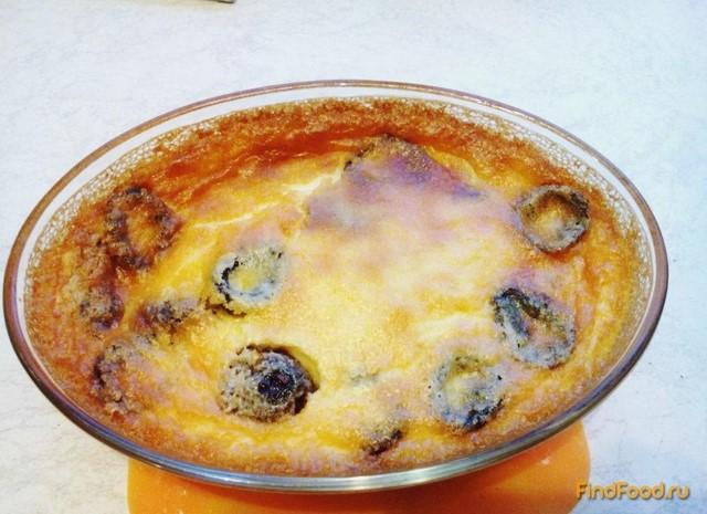 Рецепт Бретонский пирог с черносливом рецепт с фото