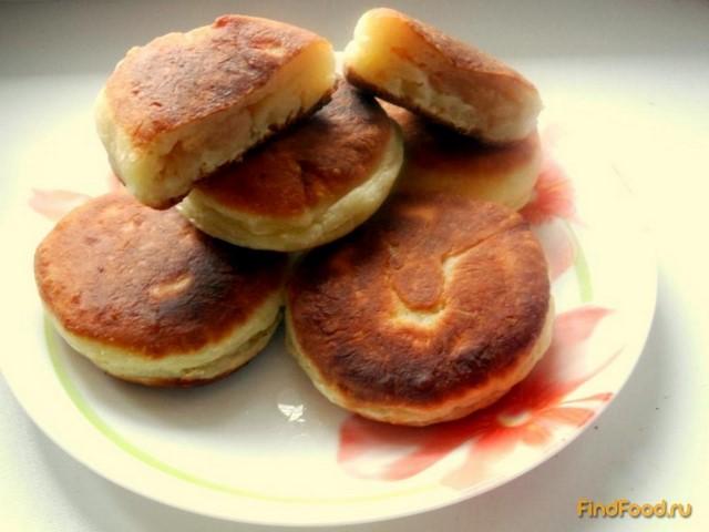 Рецепт Сырники с начинкой рецепт с фото