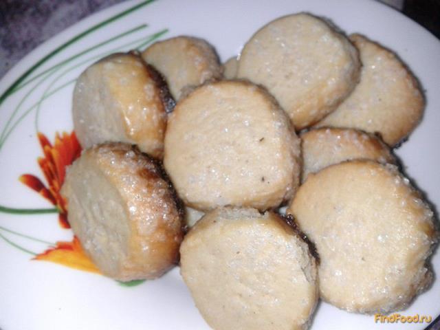 Печенья сахарные рецепт с пошагово