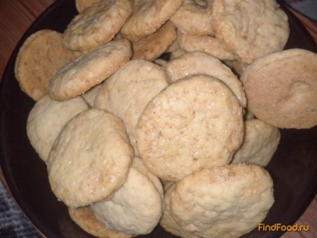 Рецепт Простое песочное печенье рецепт с фото
