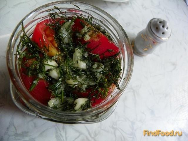 Рецепт Маринованные помидоры по-армянски рецепт с фото