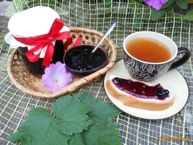Рецепт Варенье из черной смородины Пятиминутка рецепт с фото
