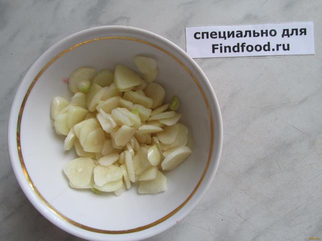Лечо из томатов с болгарским перцем рецепт с фото 7-го шага