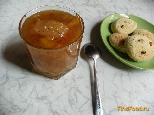 Рецепт Грушевое варенье с маком рецепт с фото