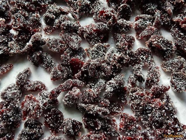 Рецепт Вяленая вишня на зиму рецепт с фото