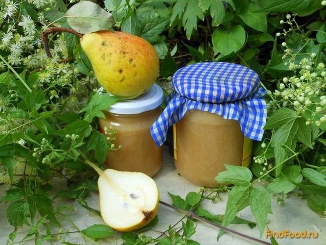 Рецепт Варенье Молочная груша рецепт с фото