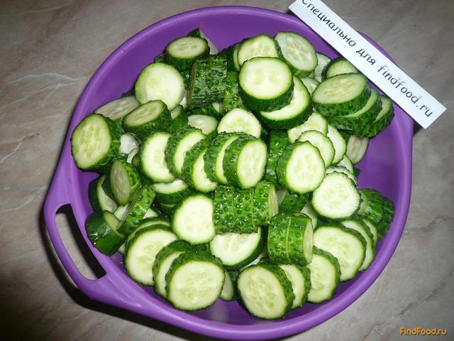 Салат из капусты на зиму без стерилизации