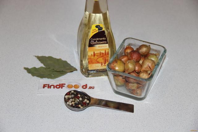 консервированный лук рецепт фото