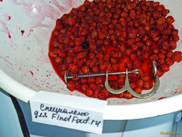 Консервированная вишня в сиропе