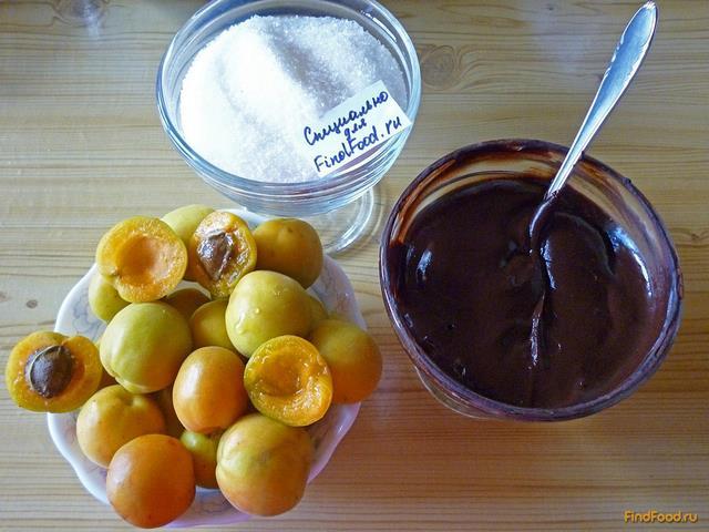 Абрикос с какао рецепт с фото