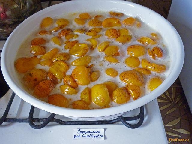 абрикосовое варенье рецепт поваренок