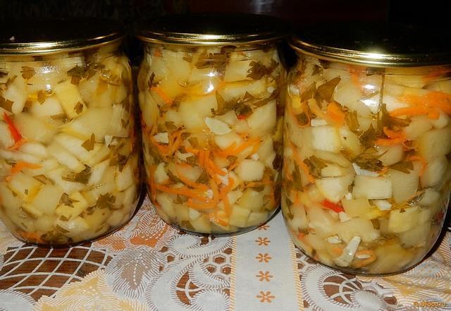 Салаты из кабачка и грибов заготовки на зиму
