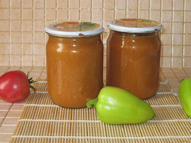 как приготовить икру кабачковую на зиму с болгарским перцем