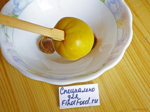 Абрикосы в сиропе рецепт
