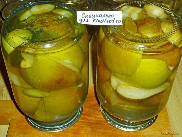 Компот из груш на зиму - рецепты приготовления напитка из домашних груш 80