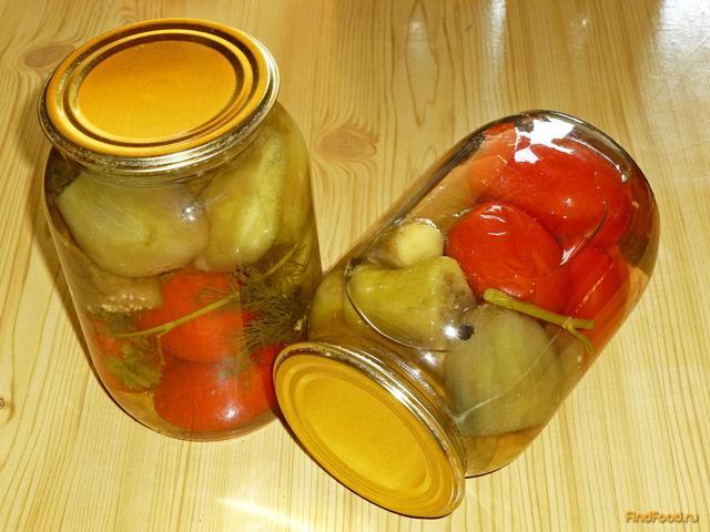 Помидоры маринованные рецепт пошаговый с фото