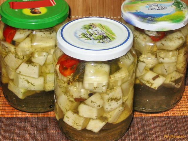 Рецепт кабачков маринованных на зиму с фото пошагово