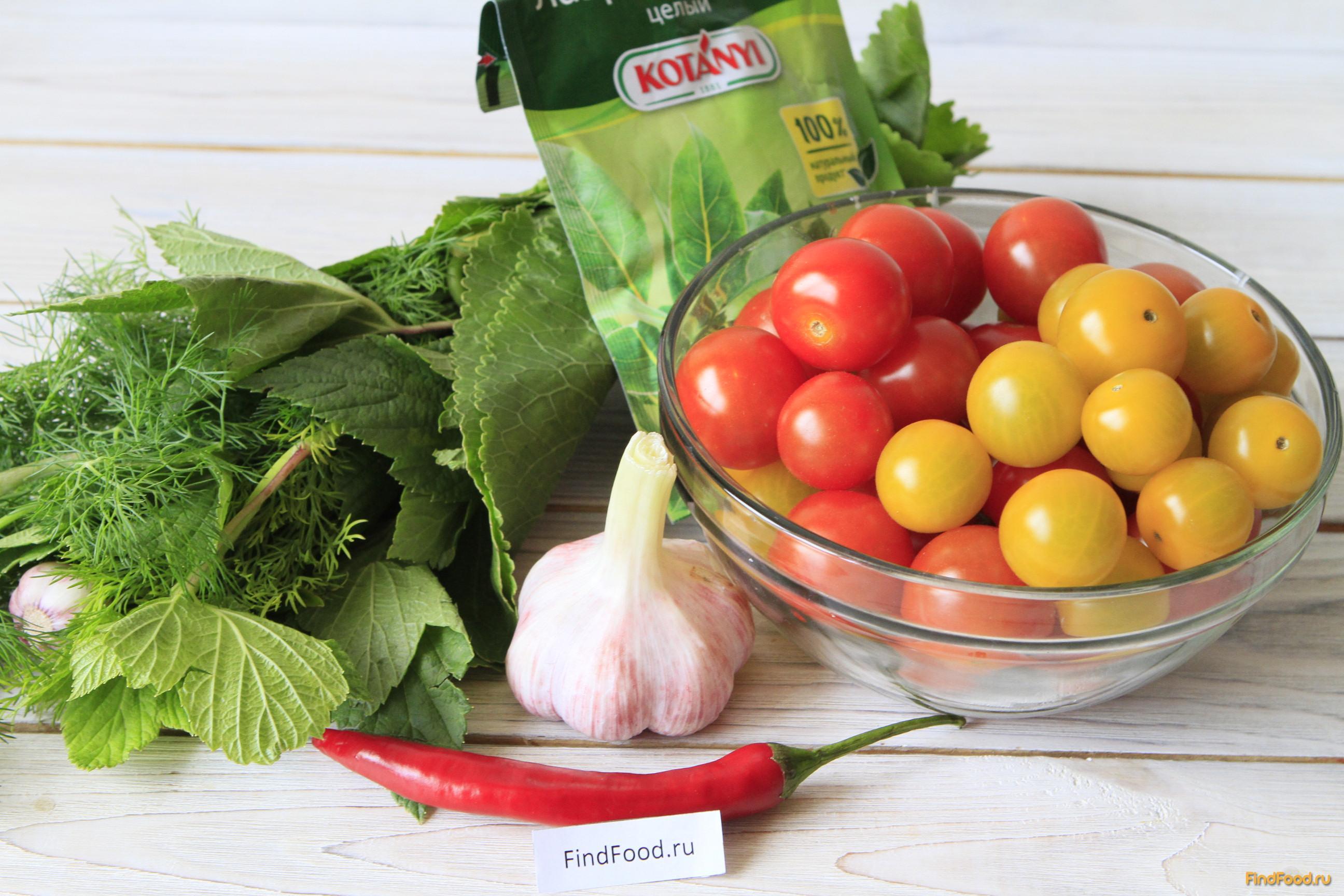 Помидоры малосольные быстрого приготовления в пакете рецепт пошагово