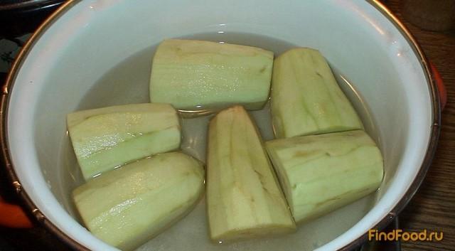баклажаны консервированные рецепты приготовления