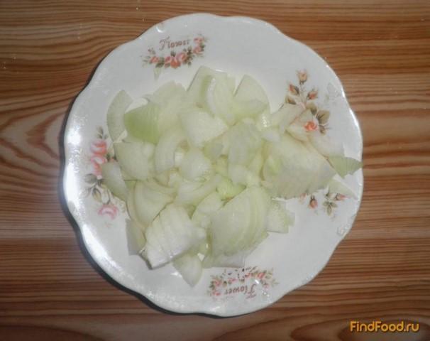 рецепт салата и баклажан с фасоль на