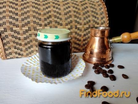 Рецепт Кофейный экстракт рецепт с фото