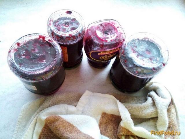 Рецепт Варенье из черной смородины рецепт с фото