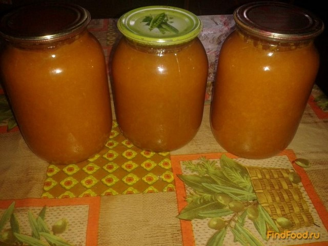 Рецепт Абрикосовое варенье на зиму рецепт с фото