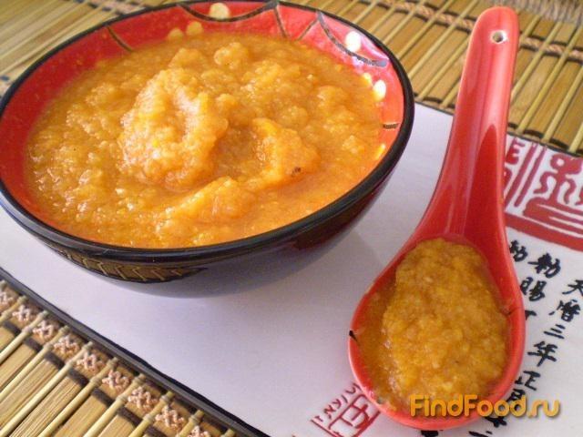 Рецепт Икра из кабачков моркови и лука рецепт с фото