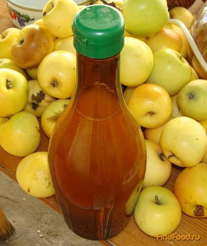 Рецепт Яблочный уксус рецепт с фото