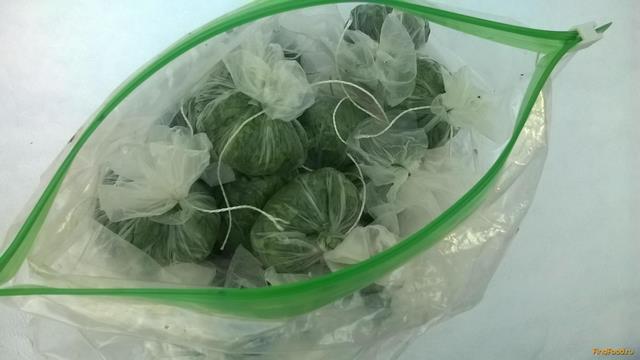 Рецепт Порционная замороженная петрушка на зиму рецепт с фото