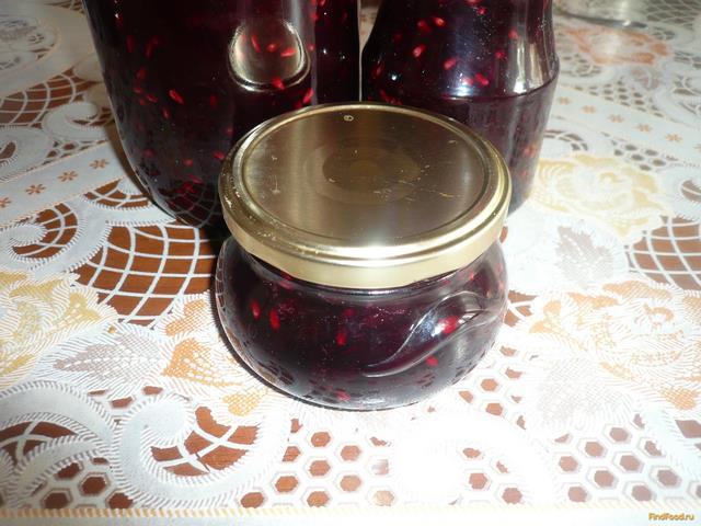 Рецепт Варенье из винограда рецепт с фото