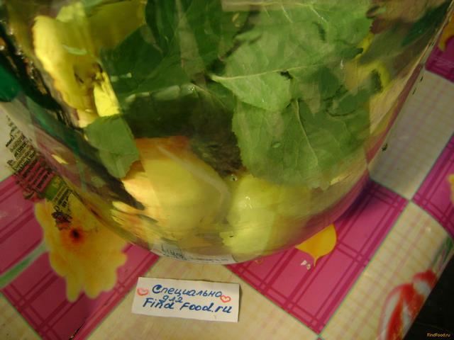 Моченые яблоки рецепт с фото 4-го шага