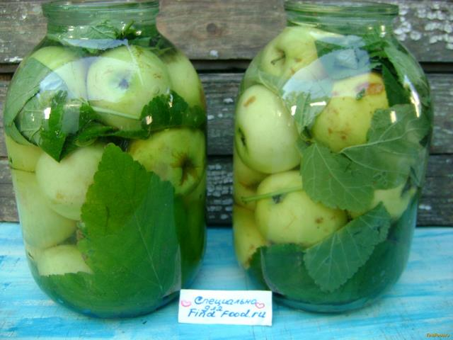 Моченые яблоки рецепт с фото 5-го шага