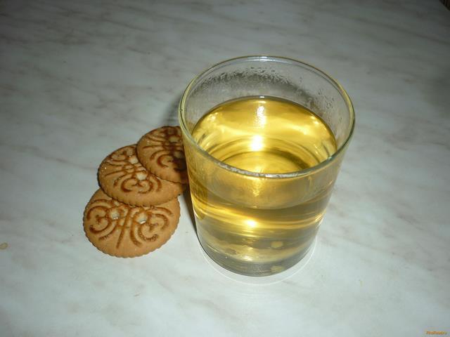 Рецепт Имбирный чай с яблочным соком рецепт с фото